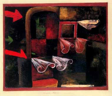 7389 Paul Klee Paintings oil paintings for sale
