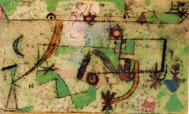 7392 Paul Klee Paintings oil paintings for sale