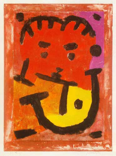 7393 Paul Klee Paintings oil paintings for sale