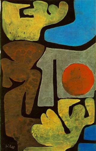 7395 Paul Klee Paintings oil paintings for sale
