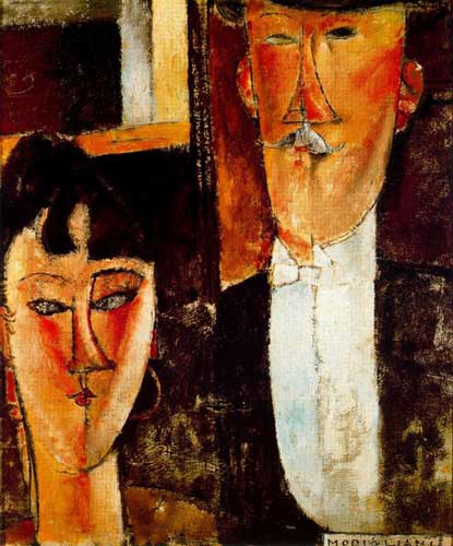 7414 Modigliani Paintings oil paintings for sale