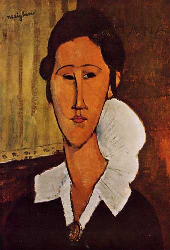 7415 Modigliani Paintings oil paintings for sale