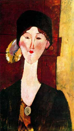 7416 Modigliani Paintings oil paintings for sale