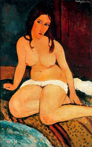 7417 Modigliani Paintings oil paintings for sale