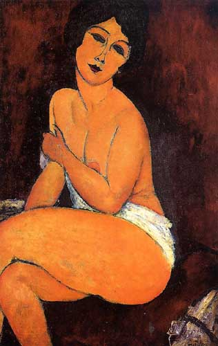 7418 Modigliani Paintings oil paintings for sale