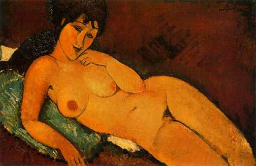 7419 Modigliani Paintings oil paintings for sale
