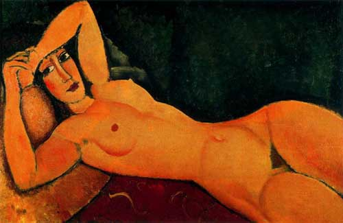 7420 Modigliani Paintings oil paintings for sale