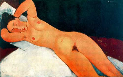 7421 Modigliani Paintings oil paintings for sale