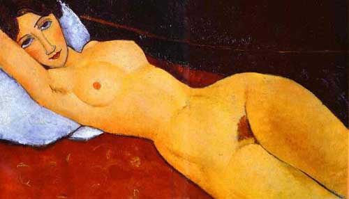 7422 Modigliani Paintings oil paintings for sale