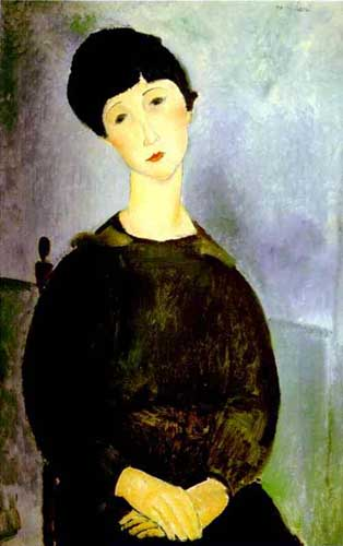 7426 Modigliani Paintings oil paintings for sale