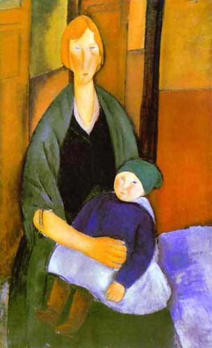 7428 Modigliani Paintings oil paintings for sale