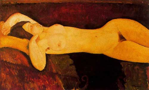 7431 Modigliani Paintings oil paintings for sale