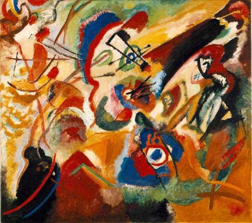 7528 Kandinsky Paintings oil paintings for sale
