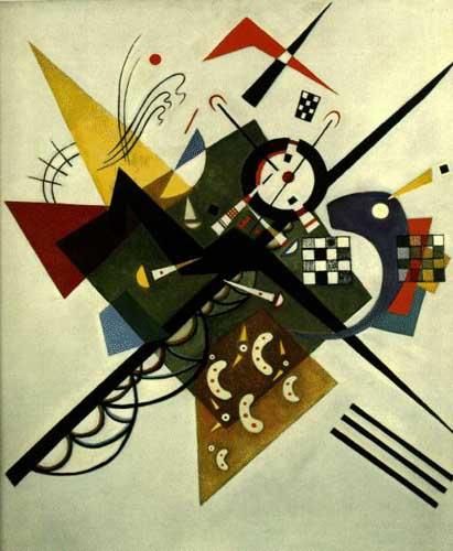 7529 Kandinsky Paintings oil paintings for sale