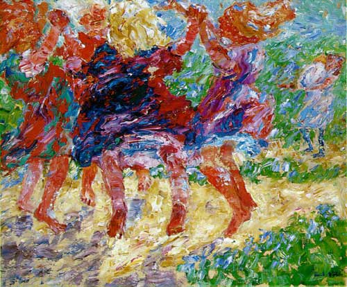 7534 Children oil paintings oil paintings for sale