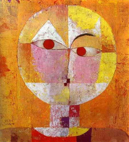 7951 Paul Klee Paintings oil paintings for sale