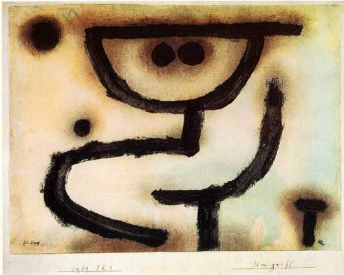 7957 Paul Klee Paintings oil paintings for sale