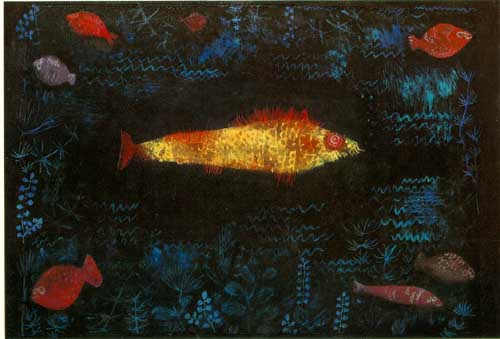 7958 Paul Klee Paintings oil paintings for sale