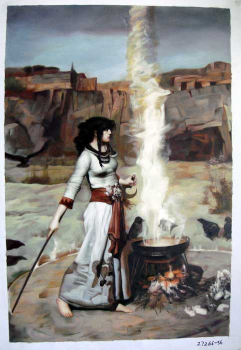 S127266 John William Waterhouse Paintings oil paintings for sale