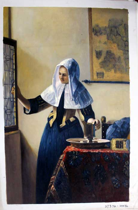 s127374 Johannes Vermeer Paintings oil paintings for sale
