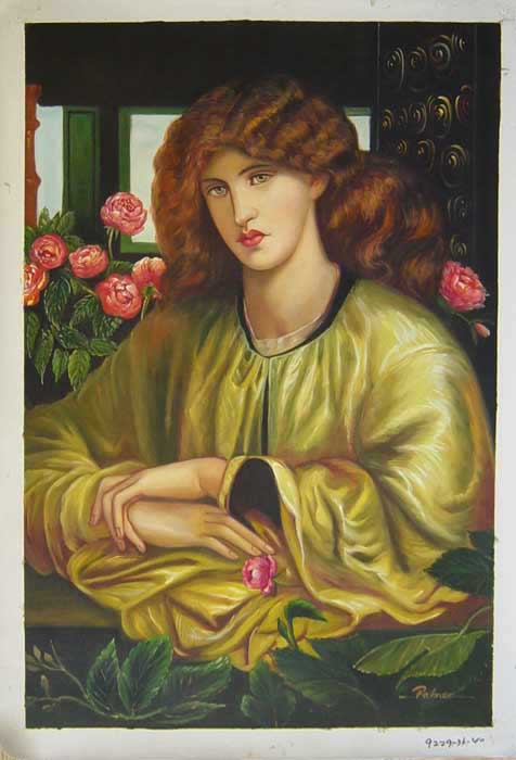 S119229 Dante Gabriel Rossetti Paintings oil paintings for sale